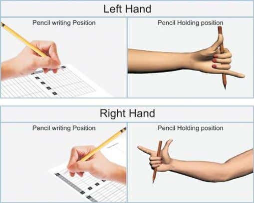 from writing position to holding position ( shooting position) and proceed with your next computation. Page