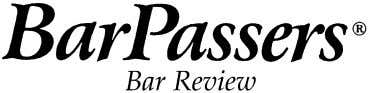 Copyright© 2009 by BarPassers Bar Review. All rights reserved. No part of this publication may