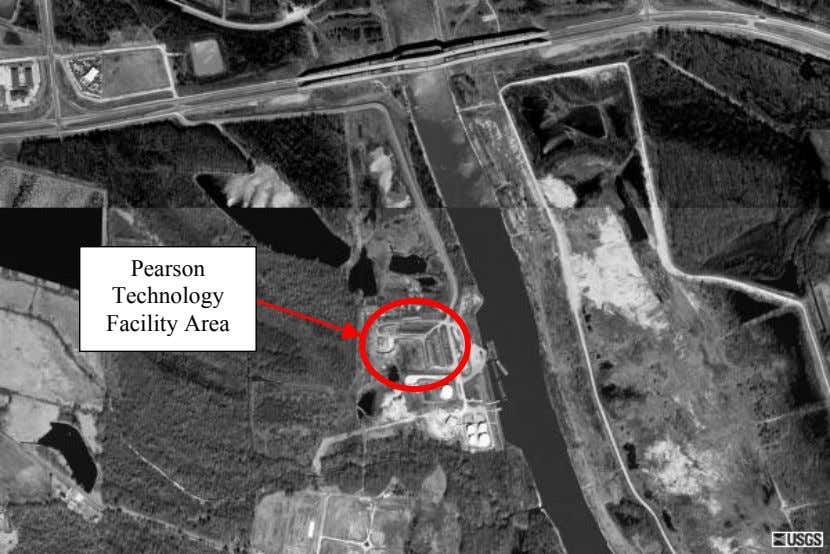 Pearson Technology Facility Area