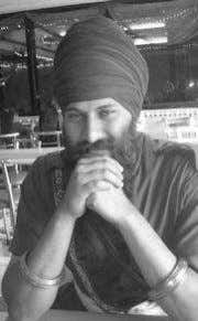 Kamalroop Singh, MPhil, PhD The author has an MPhil in Sikh studies from Birmingham University. He
