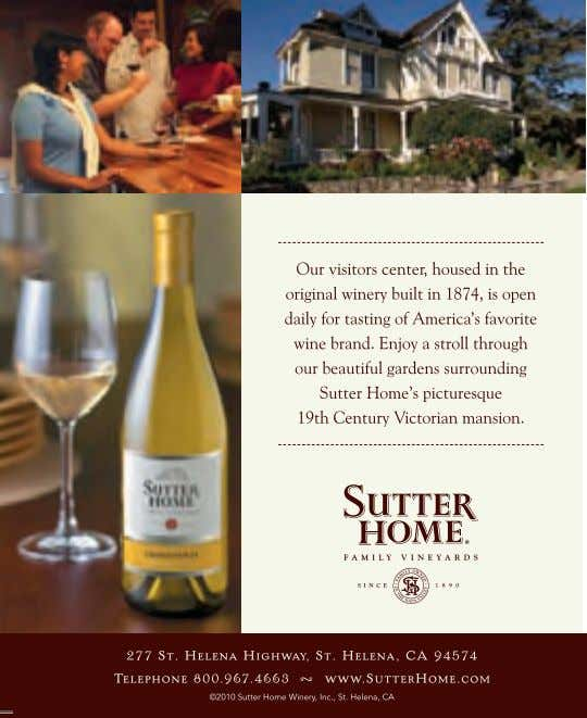 www.WineCountryThisWeek.com WINE COUNTRY THIS WEEK 3