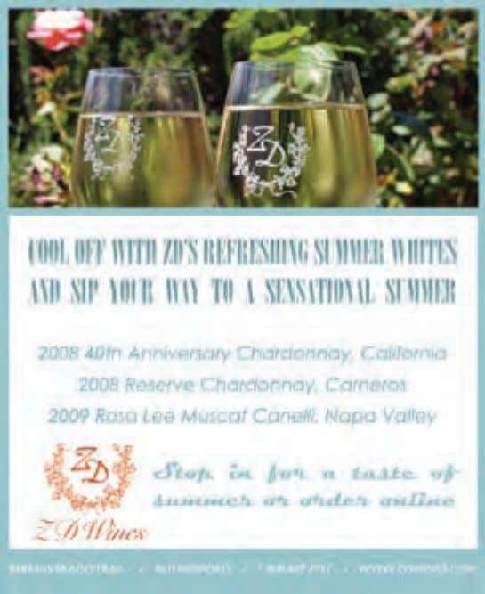 WINE COUNTRY THIS WEEK www.WineCountryThisWeek.com 5