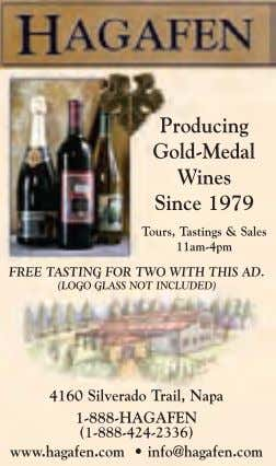www.WineCountryThisWeek.com WINE COUNTRY THIS WEEK 9