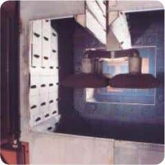 systems Automatic stub cut & weld systems Complete rodshops Combination butt and thimble stripping press.