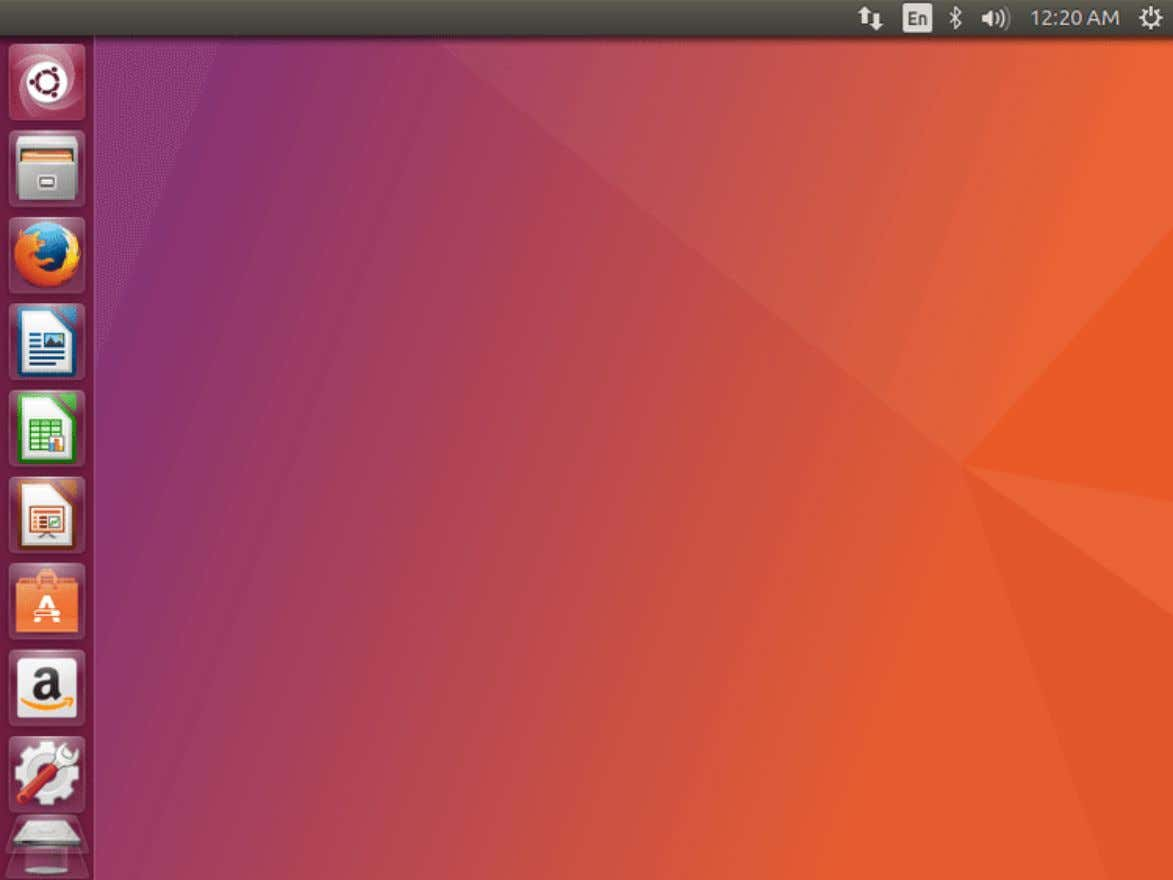 okay thats it . now we have ubuntu installed . party time? unfortunatly not yet.