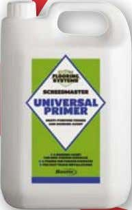 Bonding aid • Excellent coverage • cost effective Use as a primer/bonding agent prior to the