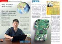 Signal Analyzer Manufacturer, China www.trimaxtec.com Engineers in Research & Development | Total Number of