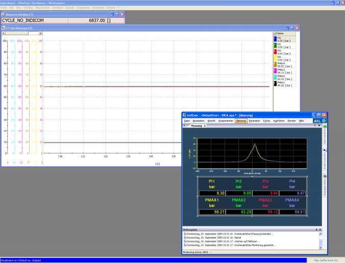 INCA INTERFACE IndiCom 2010 is fully integrated into the calibration software INCA. The Open Hardware Interface