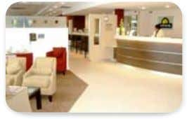 serving cooked breakfast, lunch and dinner (Days Hotel) WELCOME • 24-hour manned reception desk CHILL •