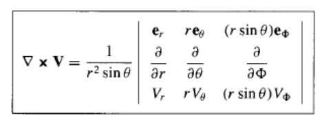 measures sine component of the element under consideration. Theorem connecting the line, surface and volume integral: