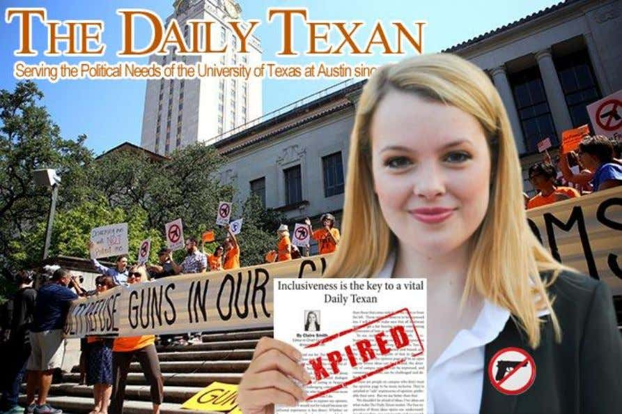 SWEEPS PRO-CAMPUS CARRY EDITORIALS AND FACTS UNDER THE RUG It's no surprise that many students at