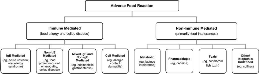 S10 BOYCE ET AL J ALLERGY CLIN IMMUNOL DECEMBER 2010 FIG 1. Types of adverse reactions