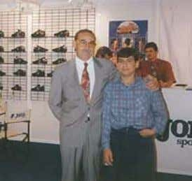 Joma began in 1965, when its founder, Fructuoso López, was only 18 years old. At