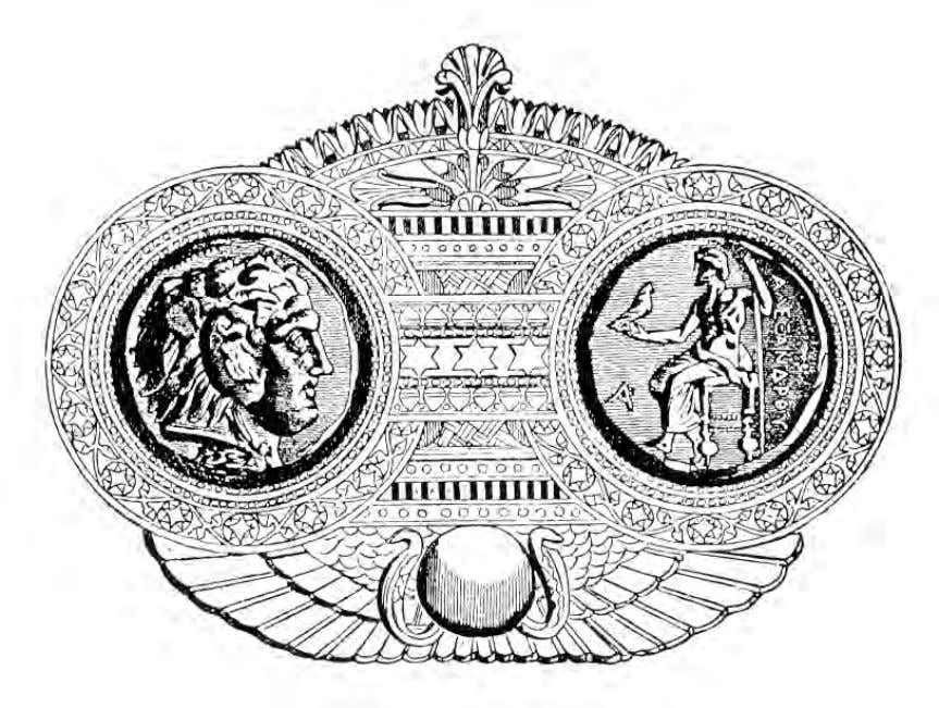 of the eagle to that appearing on the American coinage Obverse and reverse of silver coin