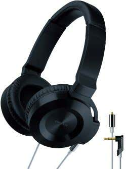 F 3 0 0 On-Ear Headphones Visual Grand Prix Gold Prize • Dynamic 40 mm Titanium