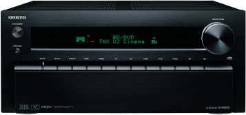 TX-NR5010 9.2-Channel Network A/V Receiver BLACK SILVER • 280 W/Ch (6 Ω, 1 kHz, 1 Channel
