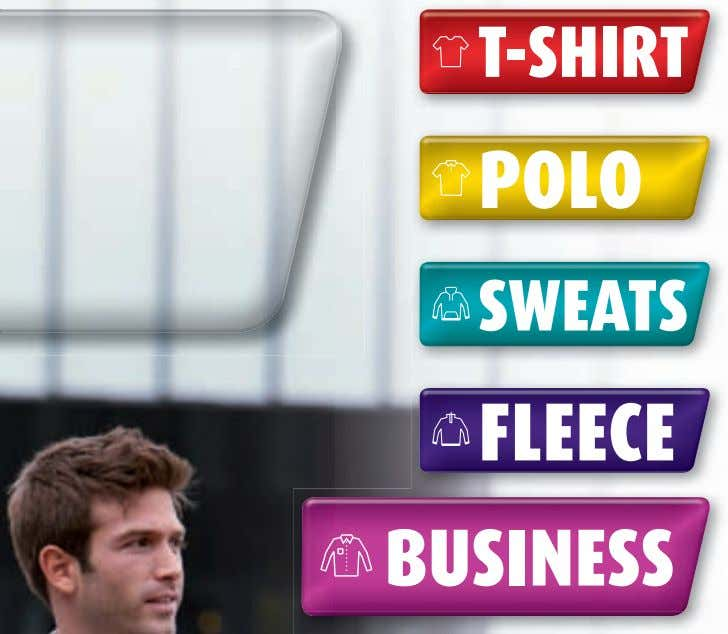 T-SHIRT POLO SWEATS FLEECE BUSINESS