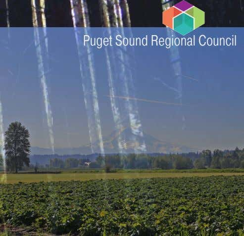 Puget Sound Regional Council