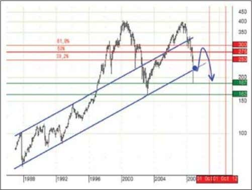 +33/50% rise from the lows. Update on December 23rd: Chart 7 FOREX 2009 The sharp correction