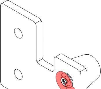 PRO Series 4848 Assembly 2.2. TABLE BUMPERS • Tighten the indicated fastener. PRO Series 4848 Assembly