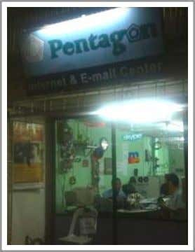 "of national blockpage preventing access to http://gmail.com ""Pentagon"" cyber cafe in Yangon. What We Learned"