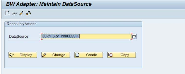 out the initialization of the BW Adapter data source. SAP COMMUNITY NETWORK SDN - sdn.sap.com |