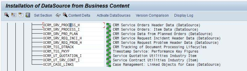 would result in the failure of the enhancement generation. Figure 28: Ensure AP business content data