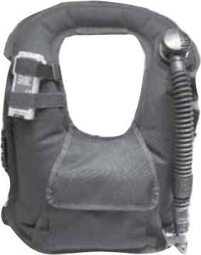 • Buoyancy 18 lbs (8 liters) • Available in black Part # description 769045 SAR Rescue