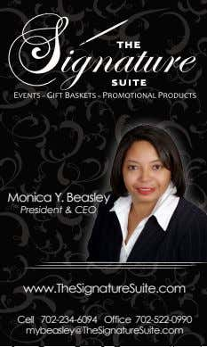 Signature MonicaMonica Y.Y. BeasleyBeasley President & CEO www.TheSignatureSuite.com Cell 702-234-6094 Office