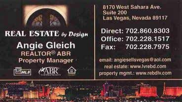 Las Vegas, NV 89102 www.OpticGallery.com Craig P. Kenny Attorney at Law 501 S. 8th Street Las