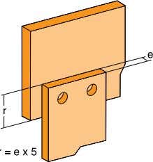 or bundles should be located in the safety perimeter. Mounting Contact surfaces • Quality of