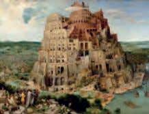 Welcome I n the Biblical story of the tower of Babel, God punishes his people
