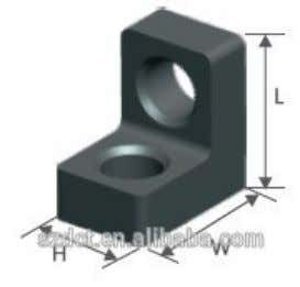 1. clamping and locating angle bores / Bore small Features:  ideal for confined spaces 