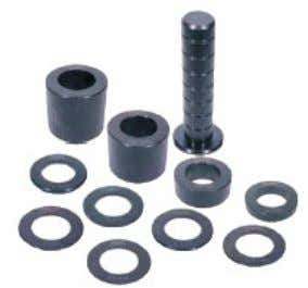 550 350 25 DCT-D28FL550-600RF Spacer Set Feature:  Spacer Set has screw thread and can