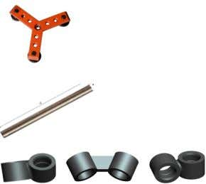 Screw Clamp 180°with Spindle 69-70 ︱ Swing clamp 45° 70-71 ︱ Swing Clamp 90° 72 ︱