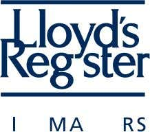 Lloyd's Register is an independent risk management organisation that works to improve its clients' quality, safety,