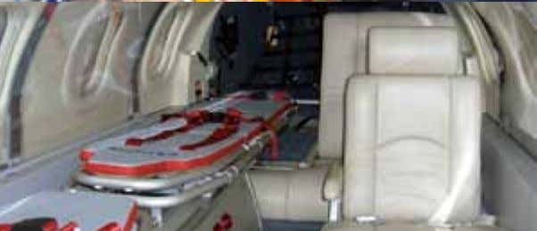 onen. Medical Interiors for Aircraft and Helicopters Tailor-made Medical interiors that fit your mission