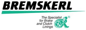 Air Disc Brake Pads Bremskerl 8040 / 8010 Non-Asbestos Benefits FMVSS 121 Approved Materials at 23,000