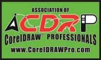 JoIN ToDAY! the world's only association for CorelDRAW® Users! www.coreldrawpro.com/Join.htm