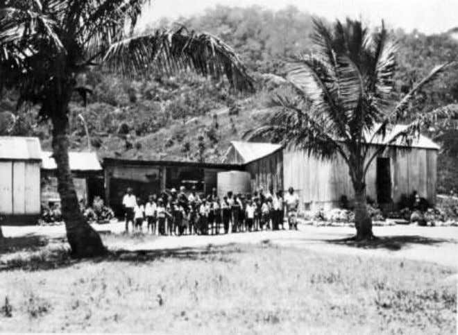 another person to manage their property. Stolen Generations Boys dormitory, Palm Island, 1931 Photo by the