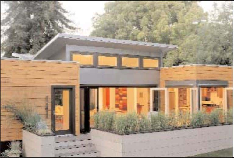 Make the most of your home investment AD / SPONSORSHIP Not your parents' prefab home: a