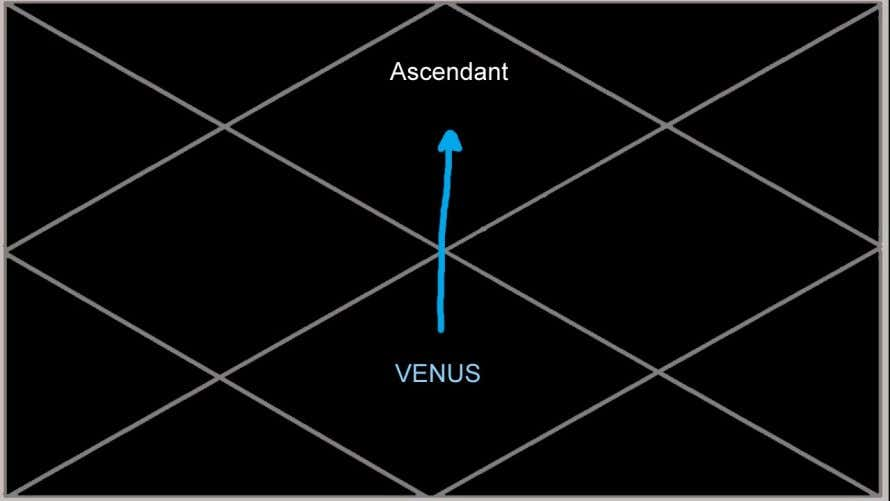 Venus in the 7th house: Venus in the 7th house will bring a main focus on