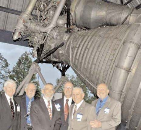 "On the Shoulders of Giants A panel of Apollo Program propulsion project managers presented ""On the"