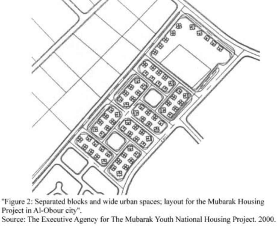 The Executive Agency for the Mubarak Youth National Housing Project (2000) argues that the typical
