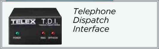 Telephone Dispatch Interface