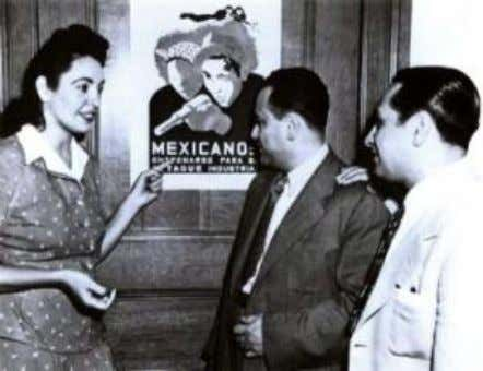 Murder Trial (1942), a case in which some 600 Latinos were fig. 15 : Luisa Moreno,