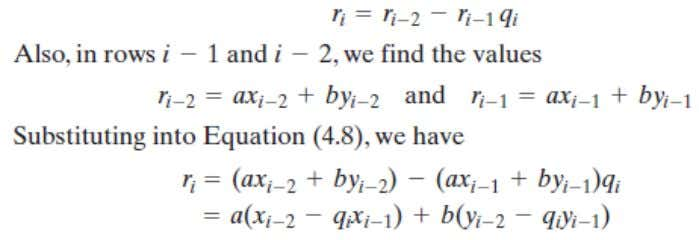 integers and that satisfy the following equation x and y will have opposite signs we can