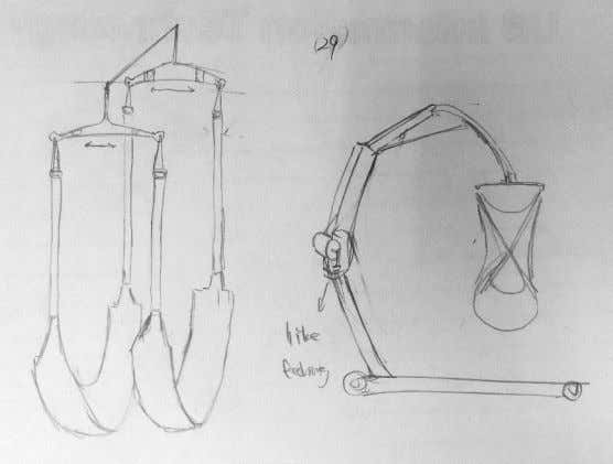Figure 30: Sketch of Concept 26 Figure 31: Sketch of Concept 27 Figure 32: Sketch of