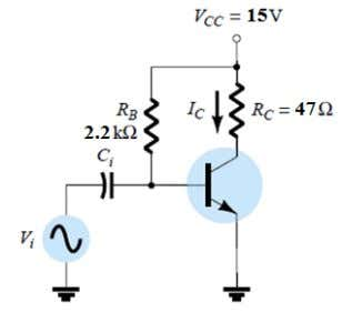 suggest to improve the efficiency of this circuit? (1pt.) 9. Compare and contrast Class A Power