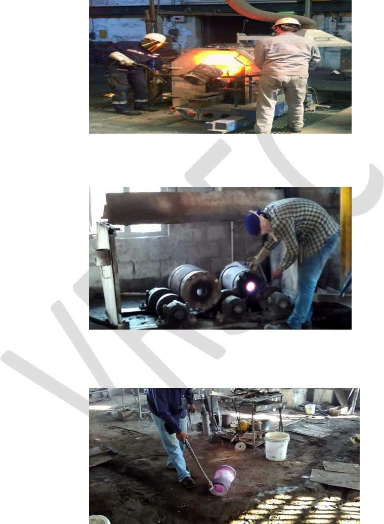 Casting Preparation by True Centrifugal Process